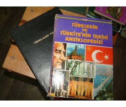 TÜRKLERİN VE TÜRKİYE'NİN TARİHİ ANSİ.-2 CİLT