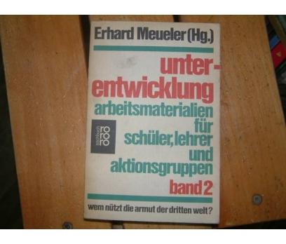 UNTERENTWICKLUNG-ERHARD MEUELER--1974