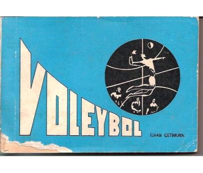 VOLEYBOL-İLHAN ÇETİNKAYA-1971