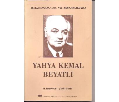 YAHYA KEMAL BEYATLI-H.RIDVAN ÇONGUR-1998