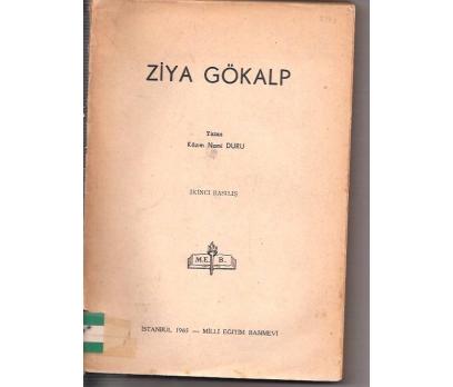 ZİYA GÖKALP-KAZIM NAMİ DURU-1965