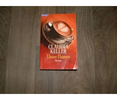 CLAUDIA KELLER UNTER DAMEN BLANVALET -1999