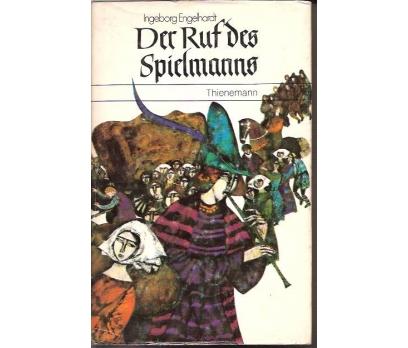 DER RUF DES SPIELMANNS-INGEBORG ENGELHARDT-1977