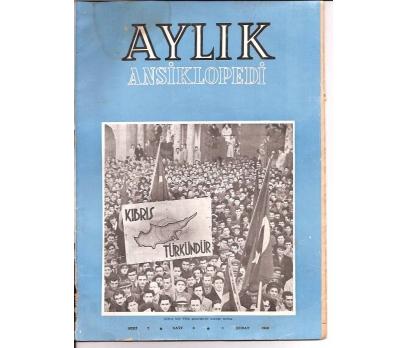 İLKSAHAF&AYLIK ANSİKLOPEDİ-SAYI:8-1 ŞUBAT 1950