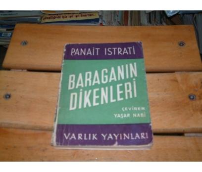 İLKSAHAF&BARAGANIN DİKENLERİ-PANAİT ISTRATİ