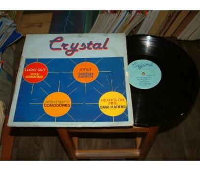 İLKSAHAF&CRYSTAL-LP PLAK
