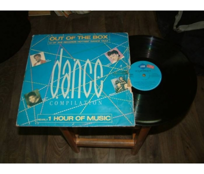 İLKSAHAF&DANCE COMPILATION-OUT OF THE BOX-LP P