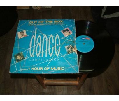 İLKSAHAF&DANCE COMPILATION-OUT OF THE BOX-LP P