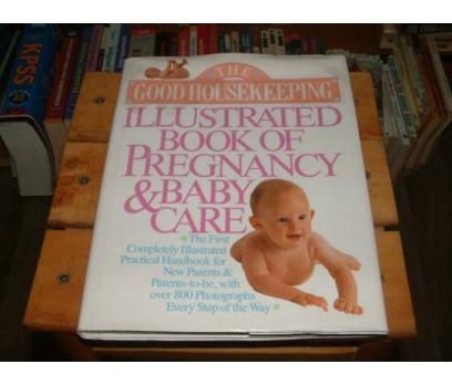 İLKSAHAF&ILLUSTRATED BOOK OF PREGNANCY&BAB