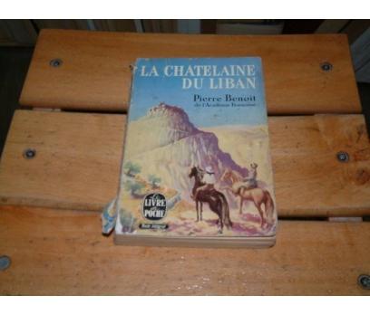 İLKSAHAF&LA CHATELAINE DU LIBAN-PIERRE BENOIT