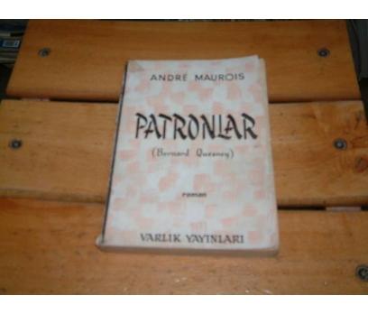 İLKSAHAF&PATRONLAR-ANDRE MAUROIS