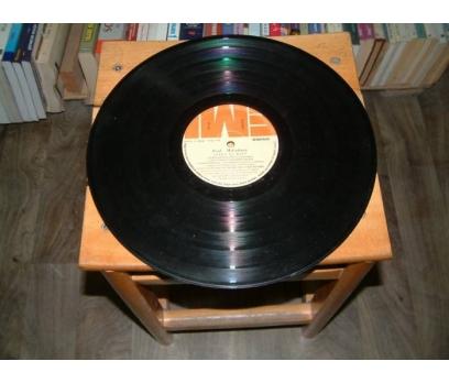 İLKSAHAF&PAUL MCCARTNEY-PRESS TO PLAY-LP PLAK