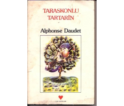 İLKSAHAF&TARASKONLU TARTARİN-ALPHONSE DAUDET 1
