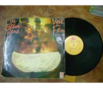 İLKSAHAF&THE FATBACK BAND-NIGHT FEVER---LP---