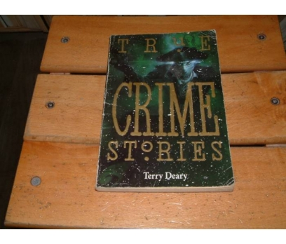 İLKSAHAF&TRUE CRIME STORIES-TERRY DEARY