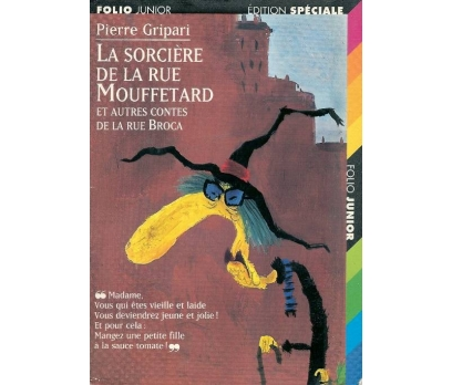 İLKSAHAF@LA SORCIERE DE LA RUE MOUFFETARD PİE