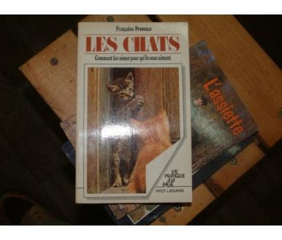 LES CHATS-FRANÇOİSE PROVENCE-KEDİLER