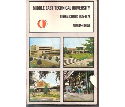 MIDDLE EAST TECHNICAL UNIVERSITY-GENERAL CATALOG