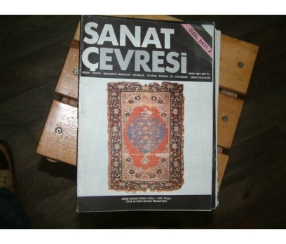 SANAT ÇEVRESİ-ÖZEL SAYI:2-1984