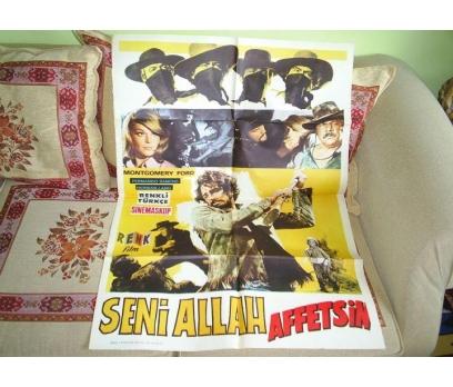 SENİ ALLAH AFFETSİN  MONTGOMERY FORD FİLM AFİŞİ