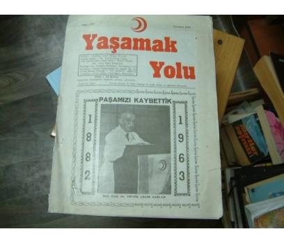 YAŞAMAK YOLU-TEMMUZ 1963-SAYI:322-TEVFİK SALİM S
