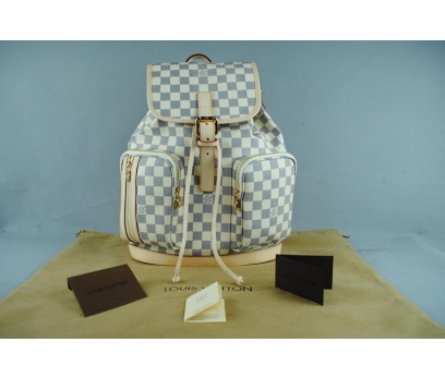 LOUIS VUITTON DAMİER EBENE BOSPHORUS BACKBAG