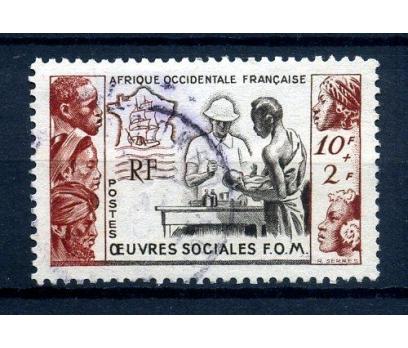 AFR.OCC.FRANSA DAMGALI 1950 FOM TAM SERİ (230814)