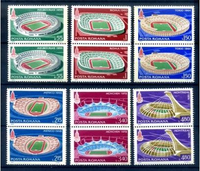 ROMANYA ** 1979 OLİMPİYATLAR PER SERİ (210814)