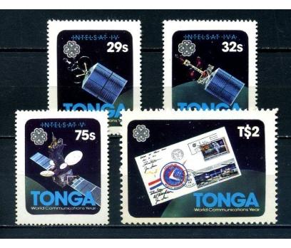 TONGA ** 1983 UZAY TAM SERİ (230814)