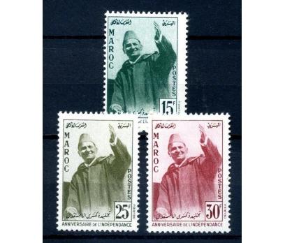 FAS ** 1957 KRALİYET TAM SERİ (260814)