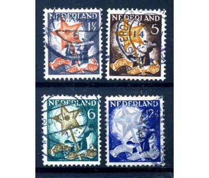 HOLLANDA DAMGALI 1933 ÇOCUKLAR TAM SERİ (270814)