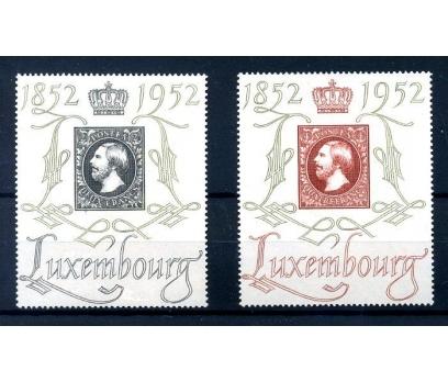 LUKSEMBURG * 1952 PULUN 100.YILI TAM SERİ (270814)
