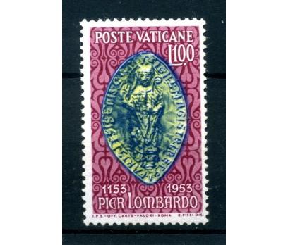 VATİKAN *  1953 KLASİK TEK PUL TAM SERİ (260814)