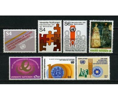 BM VİYANA ** 1981  KOMPLE TAM SERİLER (120914)