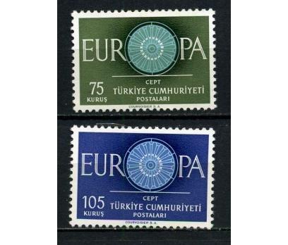 CUMHURİYET * 1960 EUROPA CEPT SÜPER(030914)