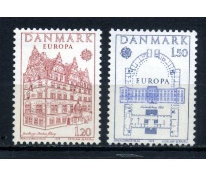 DANİMARKA ** 1978 EUROPA CEPT SÜPER (020914)
