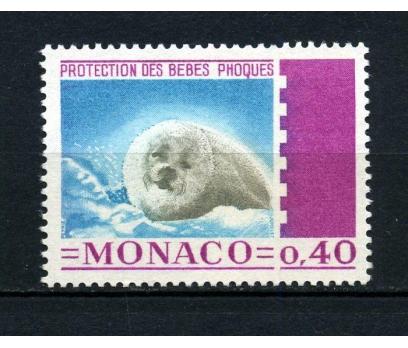 MONAKO ** 1970 FOK BALIĞI TAM SERİ (100914)
