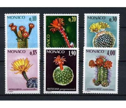 MONAKO ** 1974  KAKTÜSLER TAM SERİ (100914)