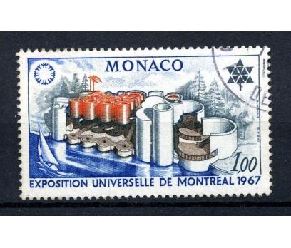 MONAKO İGD 1967 EXPO MONTREAL TAM SERİ (080914)