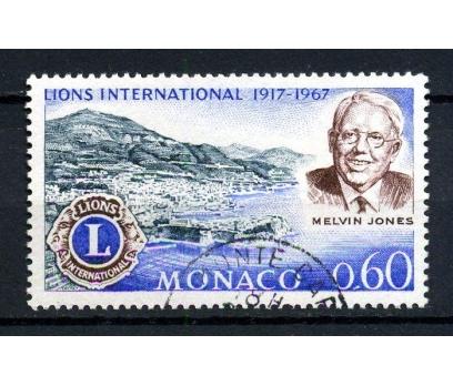 MONAKO İGD 1967 LİONS  TAM SERİ (080914)
