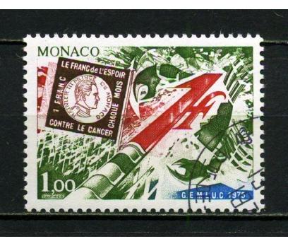 MONAKO İGD 1975 GEMLUC 75 PUL S TAM SERİ (090914)