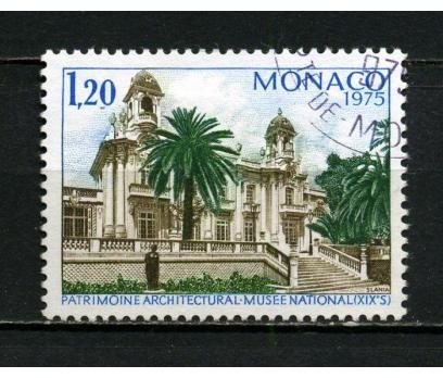 MONAKO İGD 1975 MİMARİ TAM SERİ (090914)