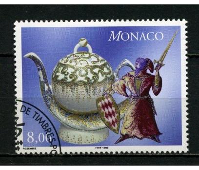MONAKO İGD 1998 SANAT 1 VALÖR  (090914)