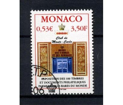 MONAKO İGD 2000 MONAKO PUL S.TAM SERİ (090914)