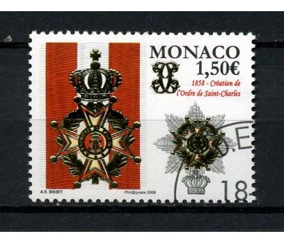 MONAKO İGD 2008  S.C.ORDEN 150.YIL TAM S. (100914)