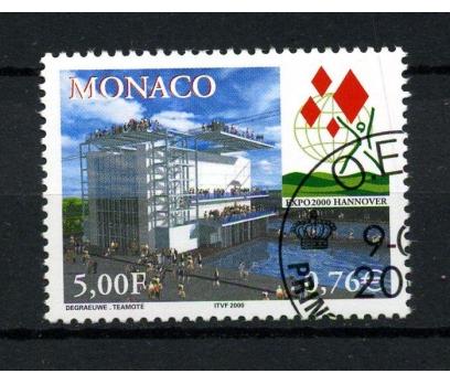 MONAKO İGD2000 EXPO 2000 HANNOVER TAM SERİ(090914)