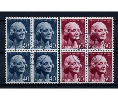 NORVEÇ DAMGALI 1967 J.DYBWAD DBL SÜPER (040914)