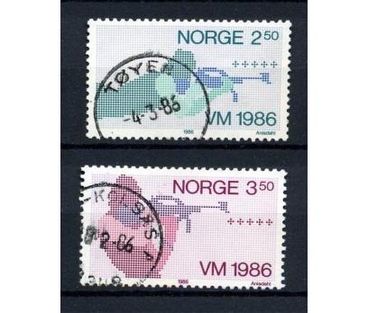 NORVEÇ DAMGALI 1986 SPOR  TAM SERİ  SÜPER(040914)