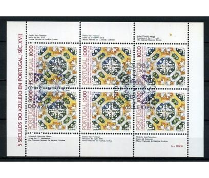 PORTEKİZ İGD 1982 SANAT & TABLO KLEİNBOGEN(050914)