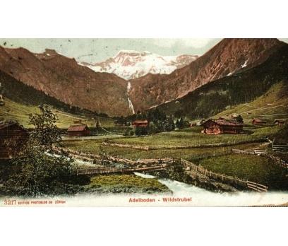 ABELBODEN ** 1907 FRANSA P.G.İZMİR'E KP(180914)